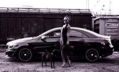 Красотки за рулем: сексуальные автоледи Белгорода