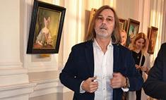 «Любовь – это мучительное состояние», – признался Никас Сафронов в Иркутске