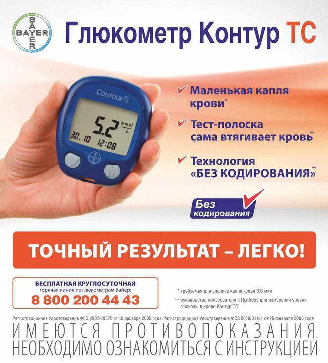 cахарный диабет: 5 основ контроля