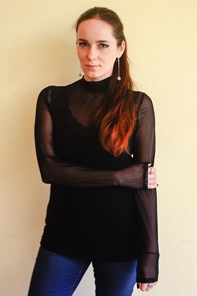 Наталья Пономарева, кастинг в «Битву экстрасенсов», фото