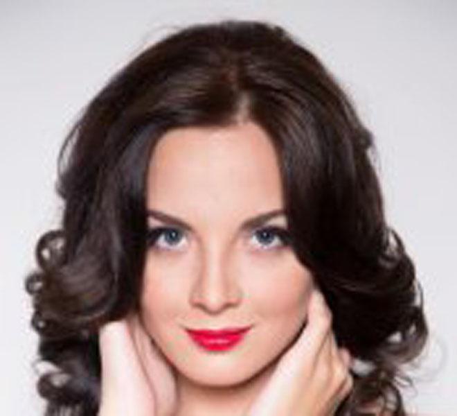 Организатор конкурса Владлена Радченко