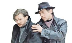 Глеб Жеглов и Володя Шарапов наведут порядок в Волгограде