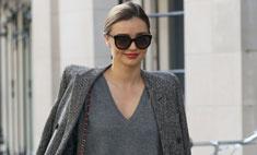 Самые стильные пальто: топ-9 звездных примеров