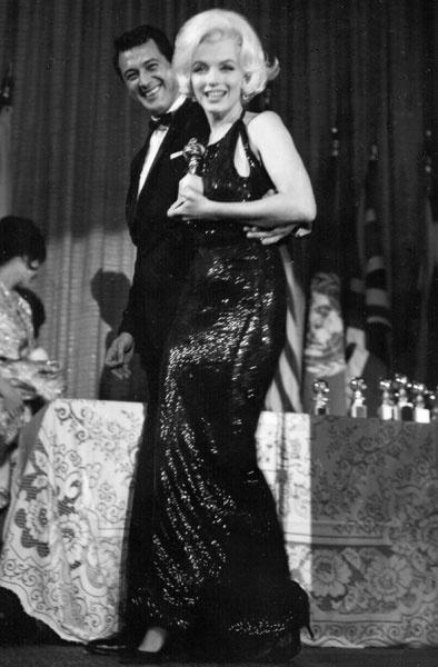 Мэрилин Монро, 1962 год