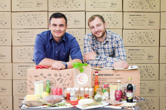Sunday Family: сервис доставки продуктов на недеплю с рецептами в Петербурге, цены, меню, отзывы