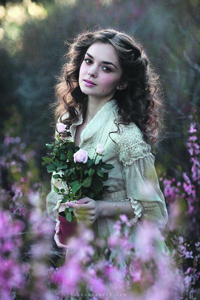 Красивое фото на память – мечта красивых девушек.