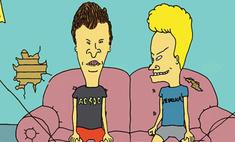 Бивис и Батхед возвращаются на MTV