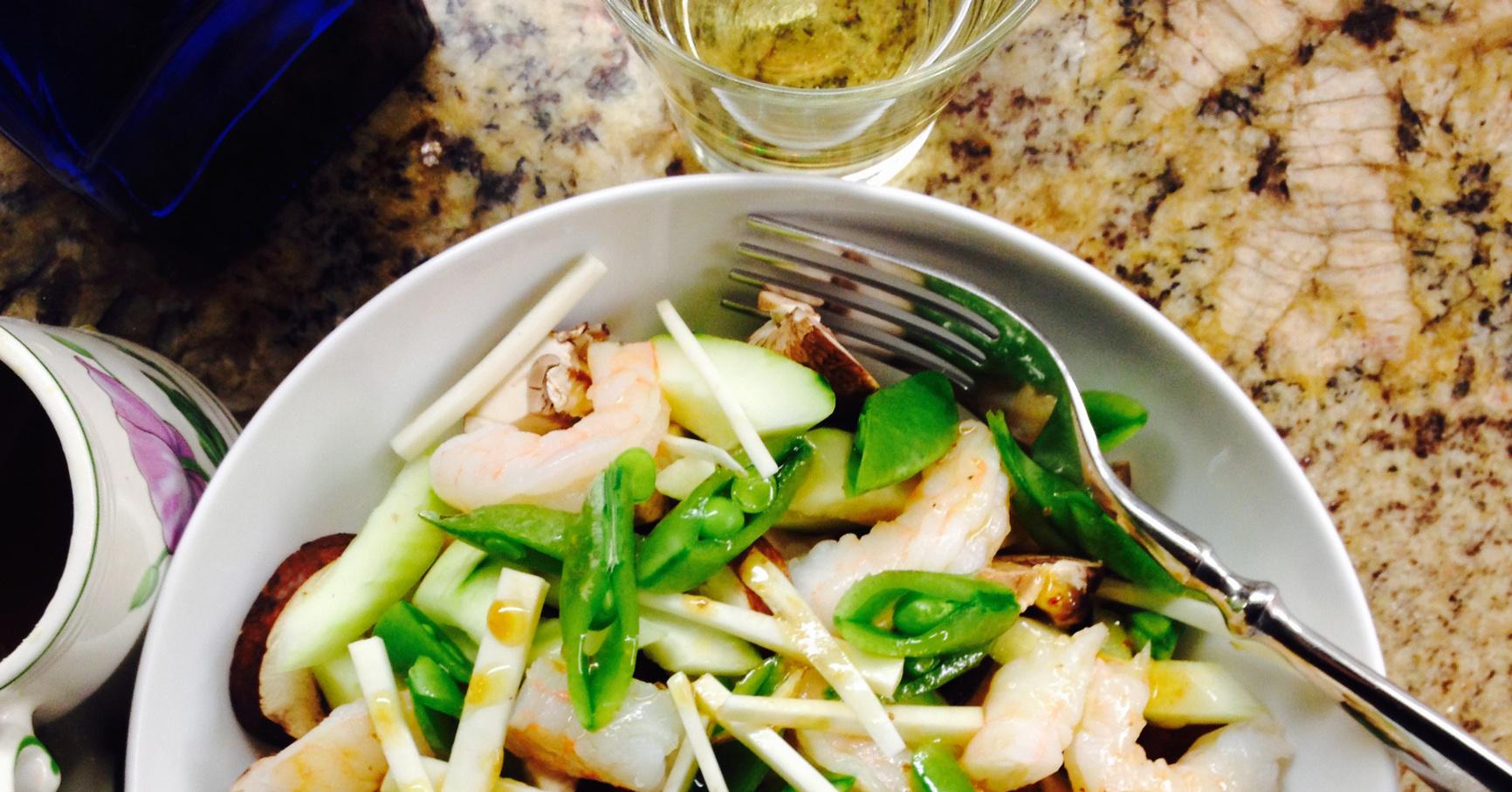 Салат нежность пошаговый рецепт с черносливом
