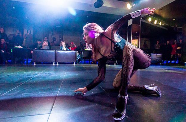 Сексуальные достижения в танце