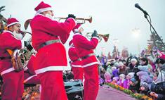5 интересных фактов о новогодних торжествах в Белгороде