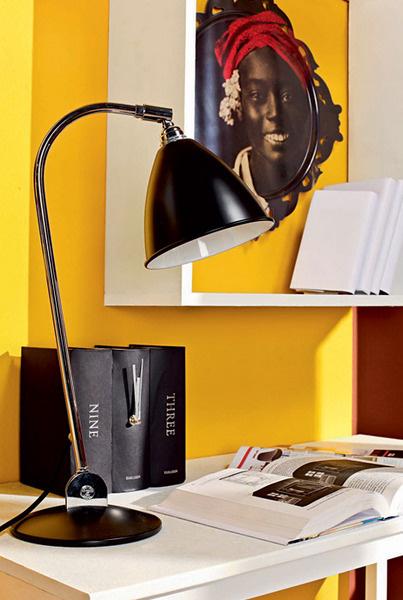 Светильник настольный Bestlite BL2 (Geoffrey Harris, Великобритания), 15 800 руб., Design Boom
