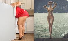 До и после диеты: 10 потрясающих историй похудения