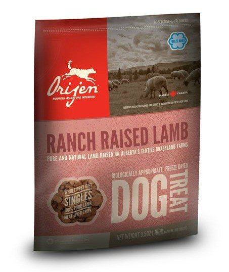 сублимированный корм для собак orijen