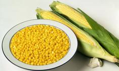 Как варить кукурузу в солёной воде