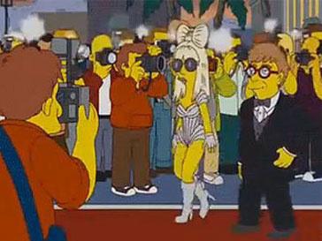 Леди ГаГа (Lady GaGa) озвучила собственную мультяшную версию