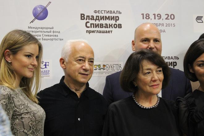 Владимир Спиваков в Уфе