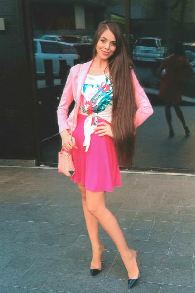 Ольга Григорьевская, участница шоу «Дом-2» из Владивостока