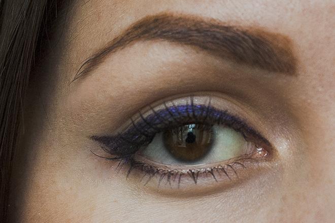 Maybelline, Master drama, оттенок темно-фиолетовый