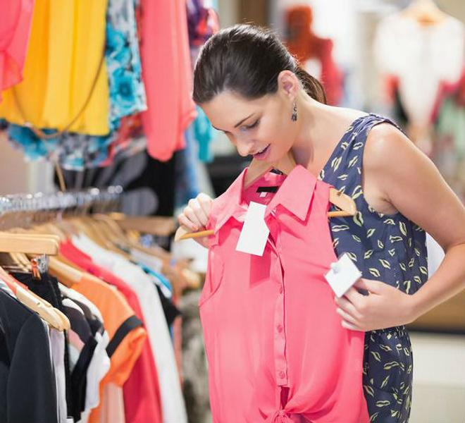 распродажа, одежда, шоппинг, блузки, скидки