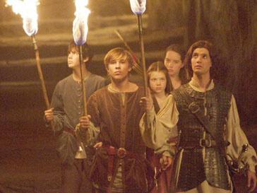 Кадр из фильма «Хроники Нарнии»