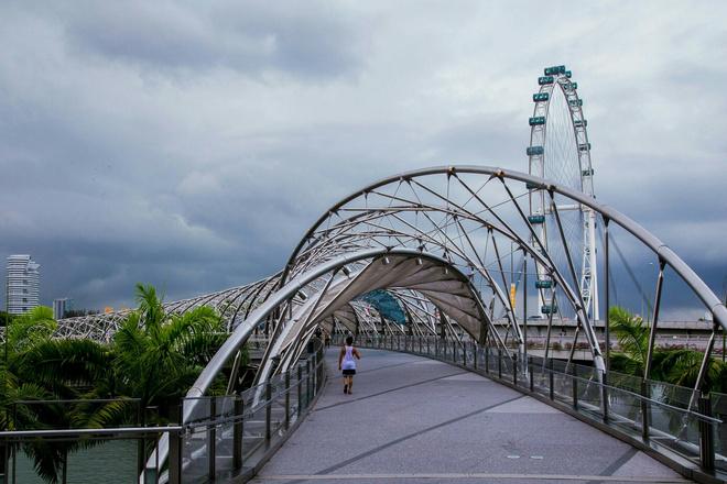 Красивые мосты фото