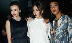 Неделя моды в Париже: лучшее с показа H&M осень-2014