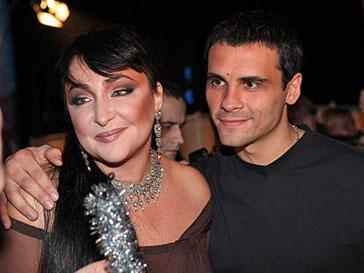 Лолита Милявская и Дмитрий Иванов познакомились в прошлом году