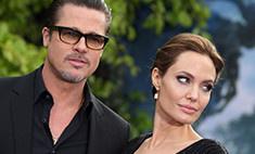 Питт подготовил шокирующий компромат на Джоли