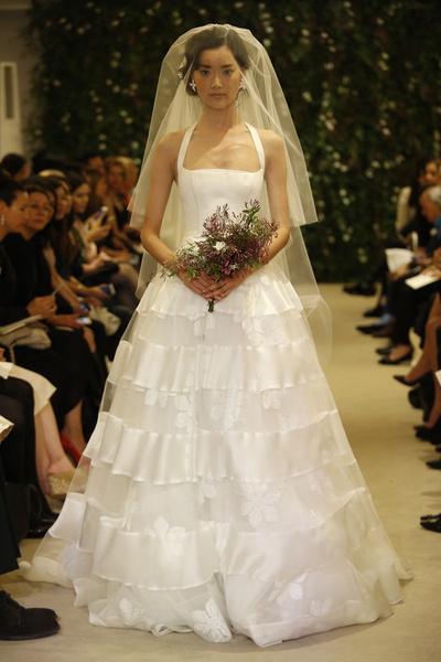 60 пышных свадебных платьев 2015 | галерея [1] фото [50]