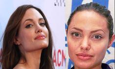 Звезды без макияжа: Джоли, Диас, Клум