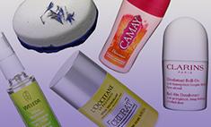 Wday тестирует: дезодоранты