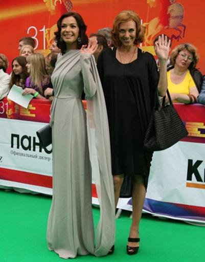 Агния Дитковските и Татьяна Лютаева