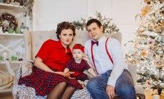 В Красноярске на пике популярности семейная мода