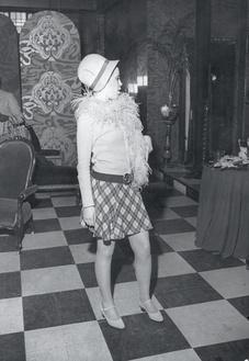В лондонском бутике Biba, 1966 год.