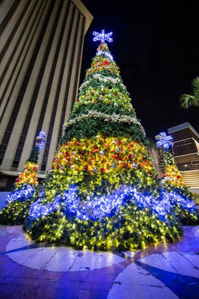 Красивая новогодняя елка 2015 фото