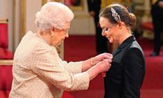 Елизавета II вручила Стелле Маккартни орден Британской империи
