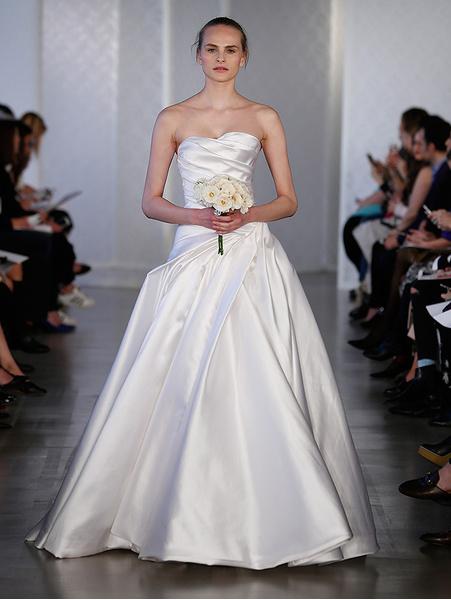 Лучшие коллекции Недели свадебной моды   галерея [3] фото [24]