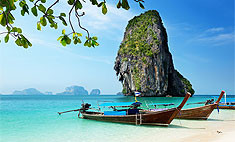 Лучшие пляжи: отдых в Азии зимой