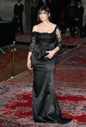 Моника Беллуччи, 2010 год