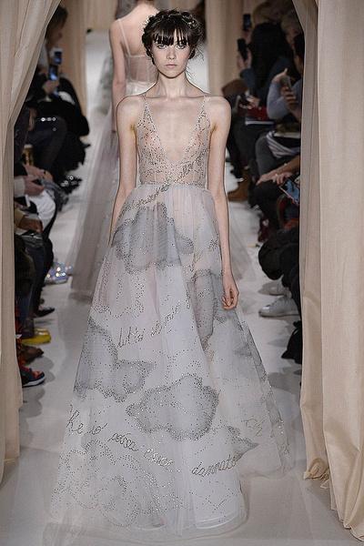 Показ Valentino Haute Couture | галерея [1] фото [1]