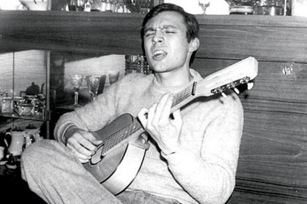 Сергей Чонишвили в молодости
