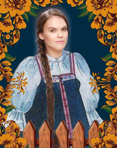 Анастасия Щеглова, «Уральская краса – русская коса», фото