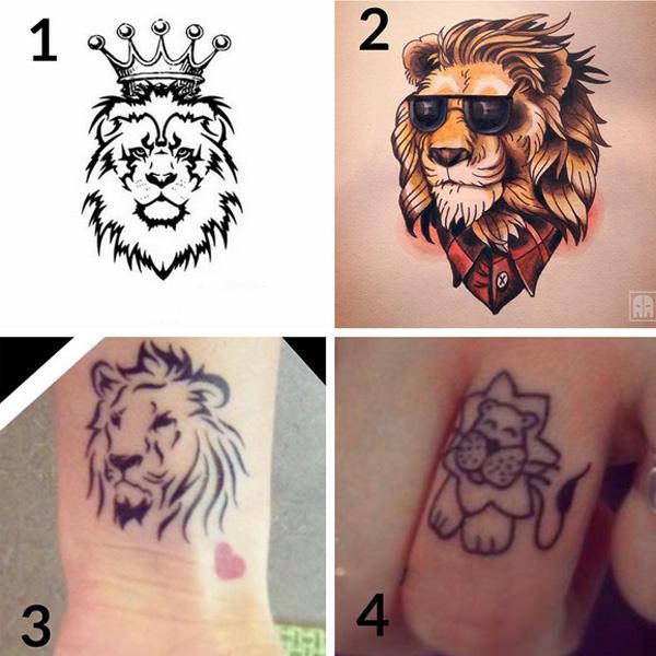 Анна Хилькевич сделала очередную татуировку