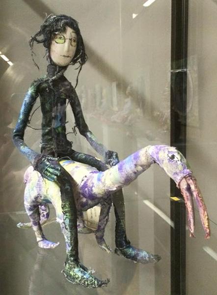 Татьяна Федорова, Выставка «Тайна кукольного шкафа», фото