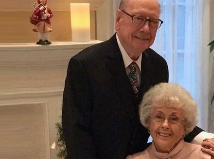 Моя бабушка встретила любовь в 90 лет