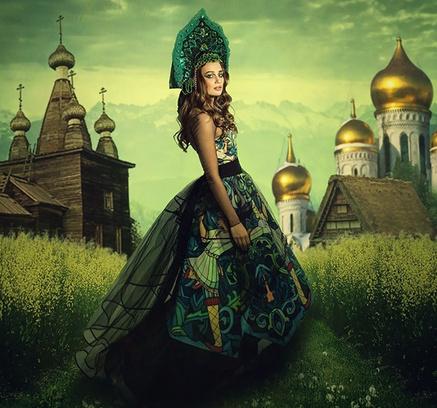 Дизайн Нины Ручкиной