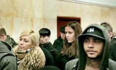 Тимати спустился в метро для клипа Касты