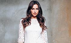 Ирина Шейк стала лицом российского модного бренда
