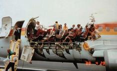 10 самых впечатляющих фото техногенных катастроф