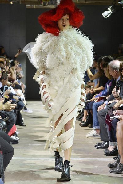 Неделя моды в Париже: день пятый   галерея [4] фото [4]